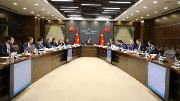 FİKKO toplantısı - Sputnik Türkiye