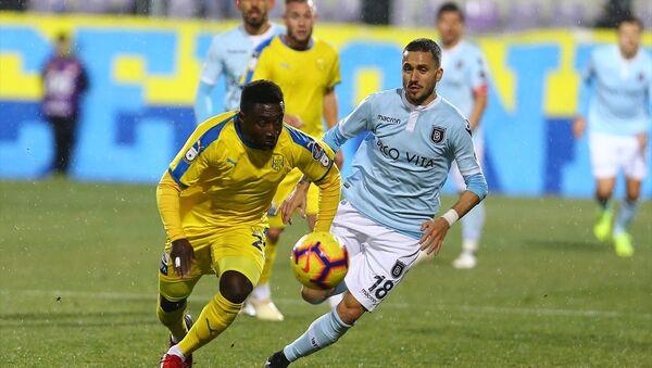 MKE Ankaragücü ile Medipol Başakşehir arasında oynanan maç - Sputnik Türkiye