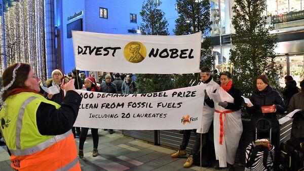 Nobel ödülleri - Sputnik Türkiye