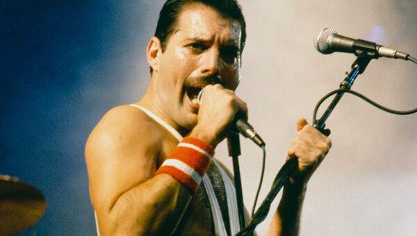 Queen solisti Freddie Mercury - Sputnik Türkiye