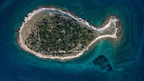 Dünyanın dört bir yanından sıradışı kuşbakışı görüntüler - Sputnik Türkiye