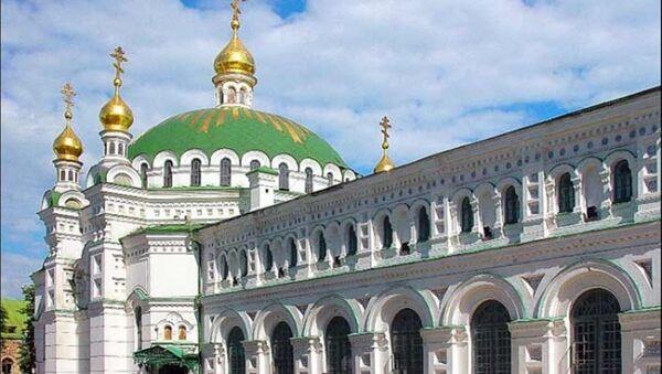 Ukrayna- Kilise - Sputnik Türkiye