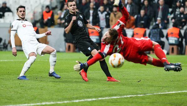 Sahasında Malmö'ye yenilen Beşiktaş, Avrupa Ligi'ne veda etti - Sputnik Türkiye