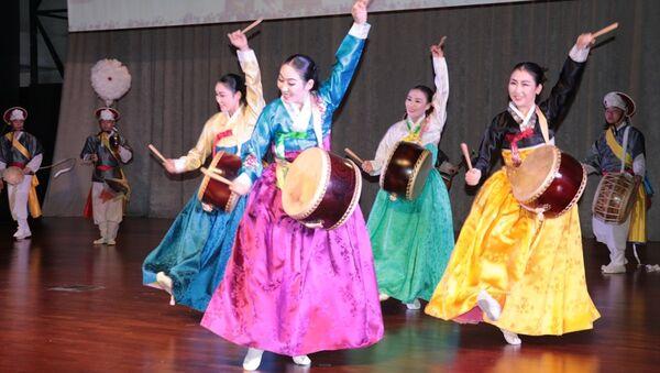 Yozgat'ta düzenlenen Kore Kültür Günü etkinliği - Sputnik Türkiye