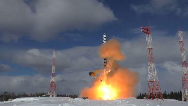 Rusya'da Rus Stratejik Füze Kuvvetleri Günü kutlanıyor - Sputnik Türkiye