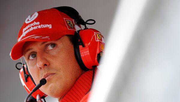 Michael Schumacher - Sputnik Türkiye