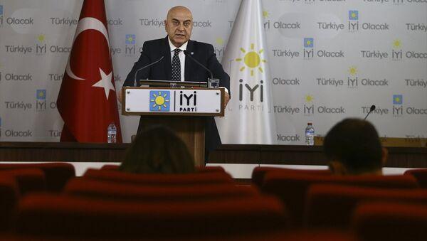 İYİ Parti Genel Sekreteri Cihan Paçacı - Sputnik Türkiye