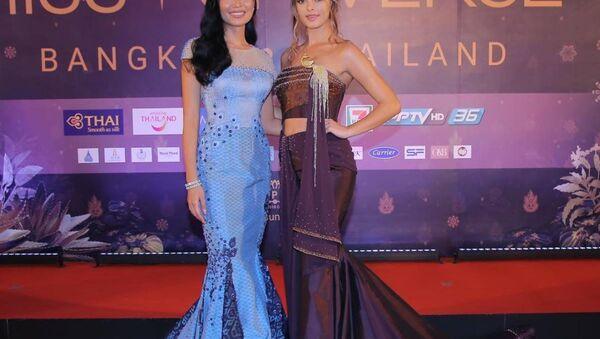 Taylan'da prensesin tasarladığı elbiseyi eleştiren sunucu özür diledi - Sputnik Türkiye