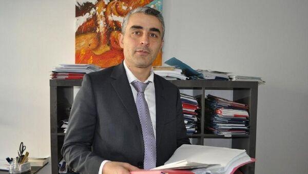 Avukat Mustafa Kaplan - Sputnik Türkiye