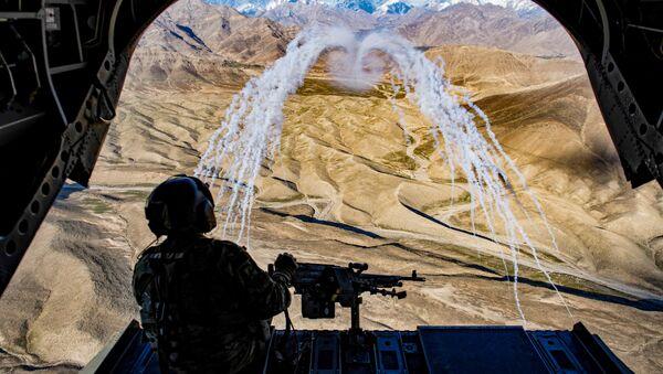 Afganistan- ABD - Sputnik Türkiye
