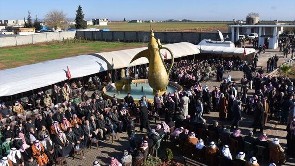 Suriyeli aşiretler - Sputnik Türkiye
