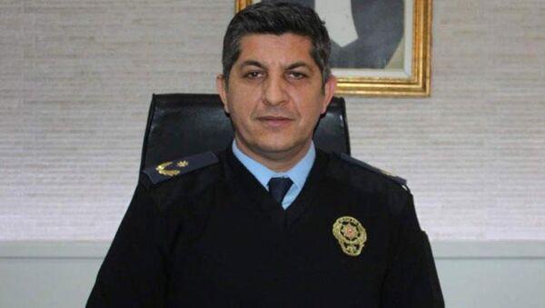 Zonguldak'ın Çaycuma İlçe Emniyet Müdürü Ahmet Kılıç - Sputnik Türkiye