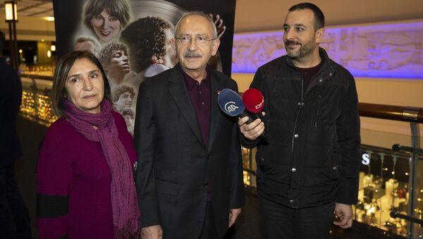 Kılıçdaroğlu, Müslüm filmini seyretti - Sputnik Türkiye