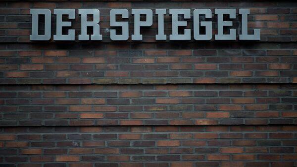Der Spiegel - Sputnik Türkiye