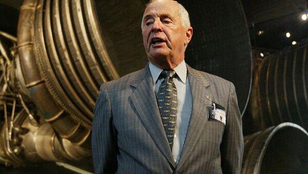 Apollo 8'in Ay modülü kaptanı astronot William Anders - Sputnik Türkiye