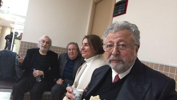 Metin Akpınar - Müjdat Gezen - Sputnik Türkiye