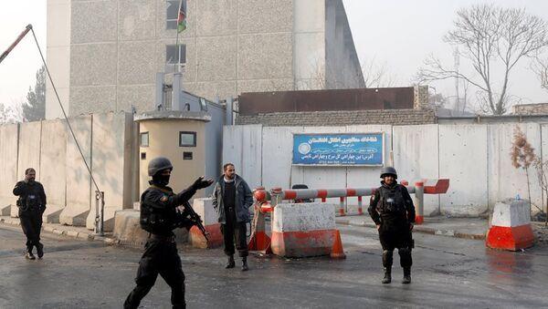 Afgan güvenlik güçleri - Polis - Afganistan - Sputnik Türkiye