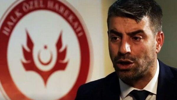 Kapatılan Halk Özel Harekat'ın (HÖH) kurucusu Fatih Kaya - Sputnik Türkiye