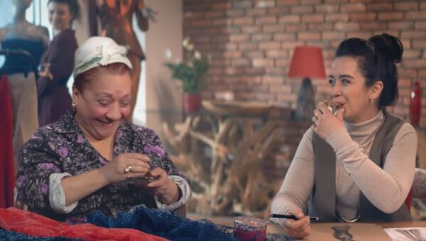Ziraat Bankası - Yeşilçam reklamı - Sputnik Türkiye