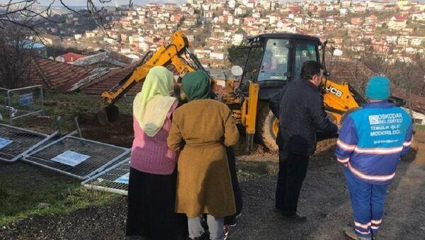 Üsküdar'da bulunan tarikat tüneli - Sputnik Türkiye