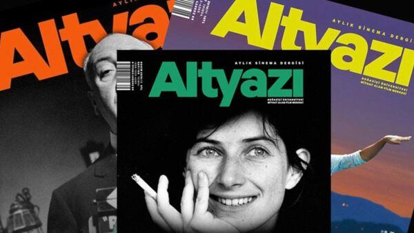Altyazı Dergisi - Sputnik Türkiye