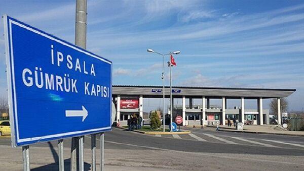 İpsala Sınır Kapısı - Sputnik Türkiye