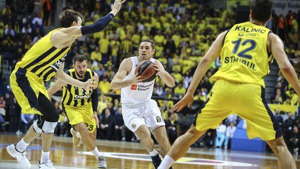 Fenerbahçe, Real Madrid'i son topla devirdi - Sputnik Türkiye