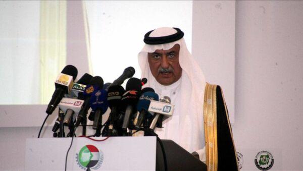 Suudi Arabistan'ın yeni Dışişleri Bakanı İbrahim el-Assaf - Sputnik Türkiye