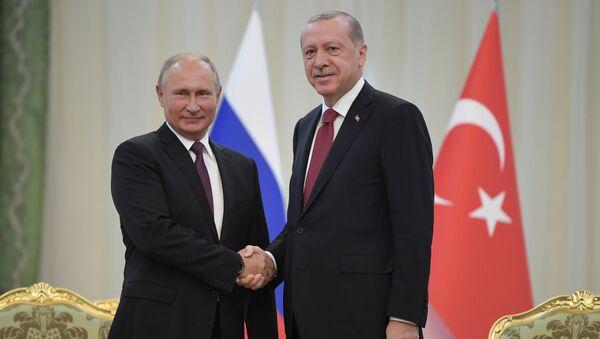Türk-Rus ilişkileri - Sputnik Türkiye