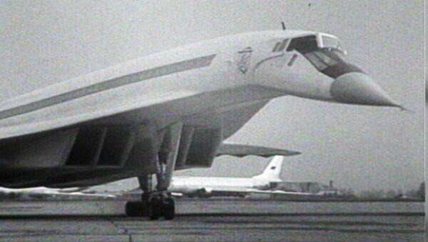 Tu-144 - Sputnik Türkiye