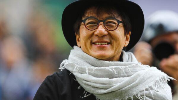 Çinli aktör Jackie Chan - Sputnik Türkiye