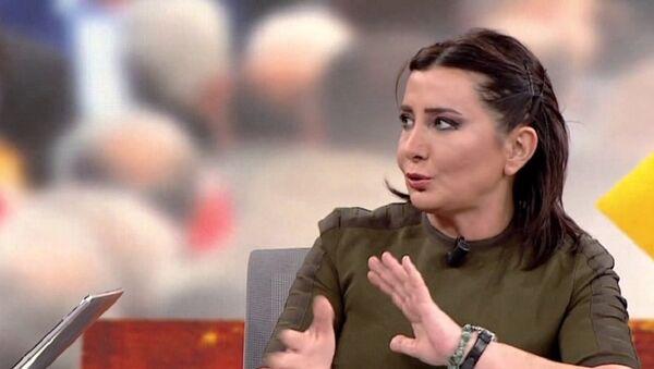 Sevilay Yılman - Sputnik Türkiye