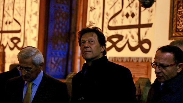 Pakistan Başbakanı İmran Han, Konya'da - Sputnik Türkiye