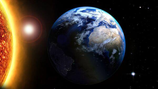 Earth, Sun - Sputnik Türkiye