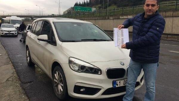 Polis helikopteriyle yarışıp ceza yiyince Kenan Sofuoğlu'nu örnek gösterdi - Sputnik Türkiye