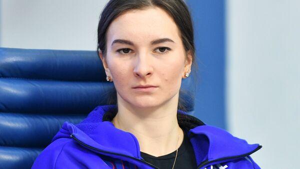 Rus kayakçı Natalya Nepryaeva - Sputnik Türkiye