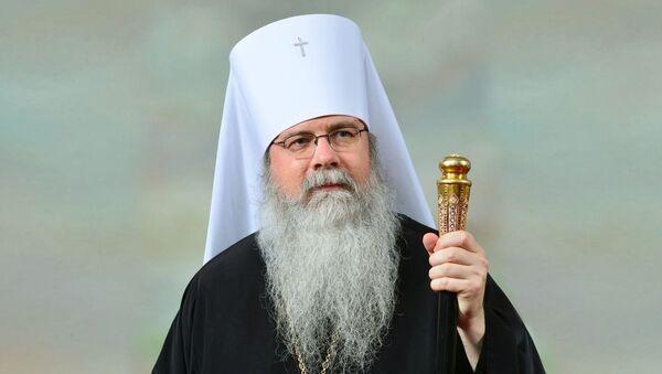 Polonya Ortodoks Kilisesi Metropoliti Sawa - Sputnik Türkiye