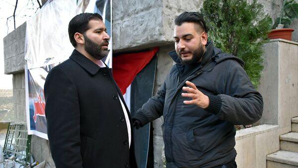 Lazkiye'de militanlarla girdiği çatışmalarda öldüğü sanılan Suriyeli asker Hizir Mahmut Rebi - Sputnik Türkiye