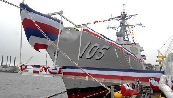 USS Dewey destroyeri - Sputnik Türkiye
