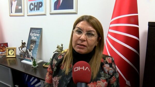 Gülizar Biçer Karaca - Sputnik Türkiye