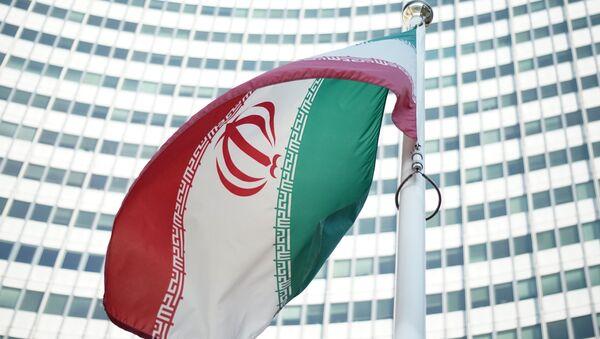 İran bayrağı - Sputnik Türkiye