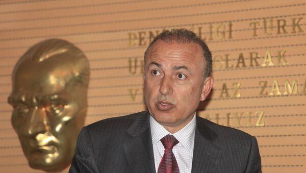 Metin Kalkavan - Sputnik Türkiye