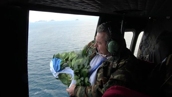 İstifa eden Yunanistan Savunma Bakanı Panos Kammenos - Sputnik Türkiye