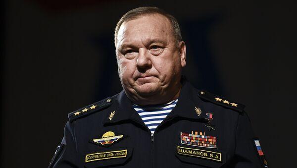Duma Savunma Komitesi Başkanı Vladimir Şamanov - Sputnik Türkiye