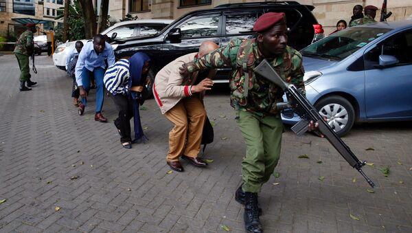 Kenya'da bir otele saldırı: Eş Şebab üstlendi - Sputnik Türkiye