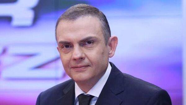 Ercan Taner - Sputnik Türkiye