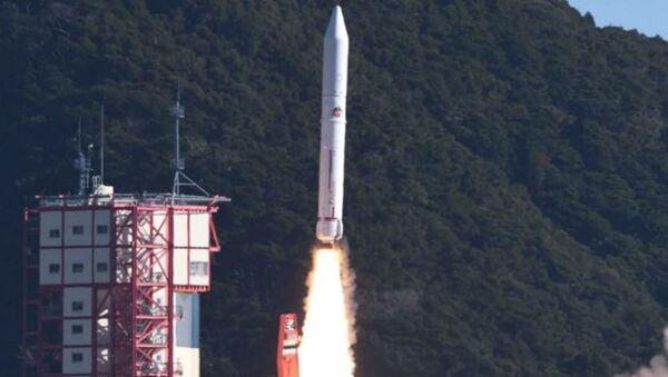 Japonya  - yapay meteor yağmuru - Sputnik Türkiye