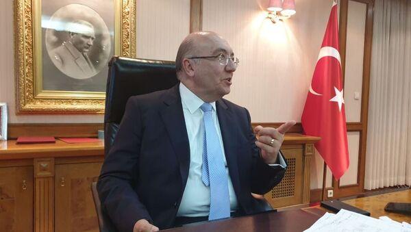 Mehmet Samsar - Sputnik Türkiye