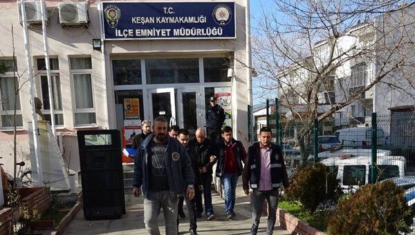 Keşan Emniyet Müdürlüğü - Sputnik Türkiye