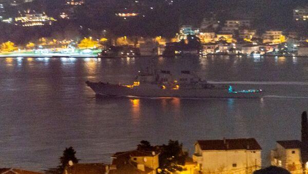 ABD savaş gemisi USS Donald Cook - Sputnik Türkiye